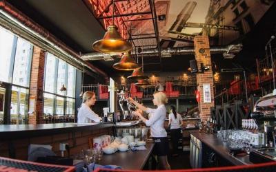 Светильники для кафе и ресторана