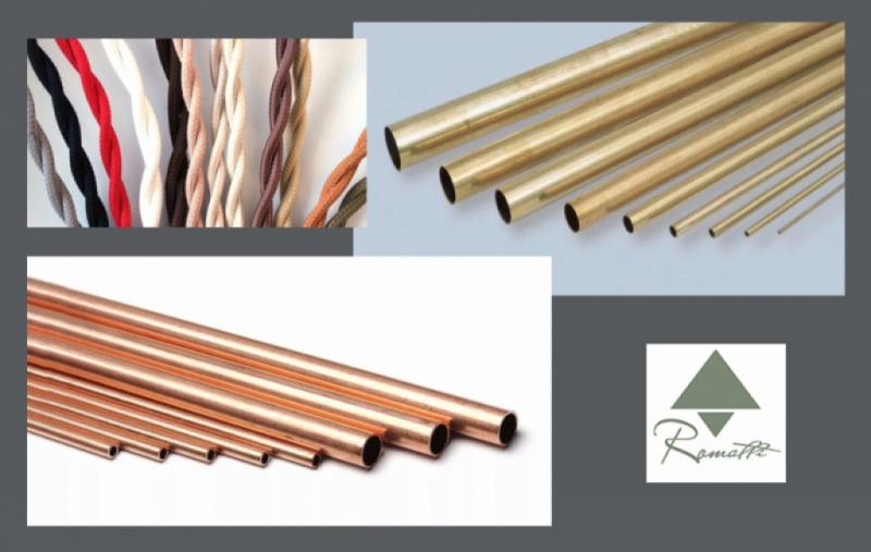 Трубки для электропроводки любых диаметров