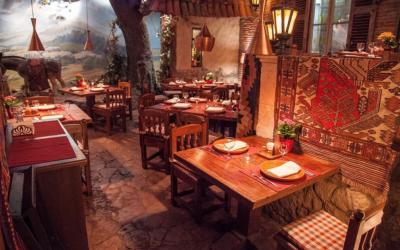 Ресторан Кавказская пленница Novikov Group