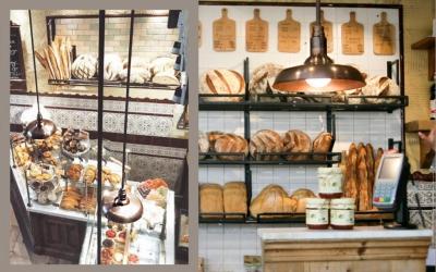 Сеть кафе-пекарен Хлеб насущный